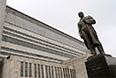 2012 год. Памятник вождю мировой революции на территории ЗИЛа