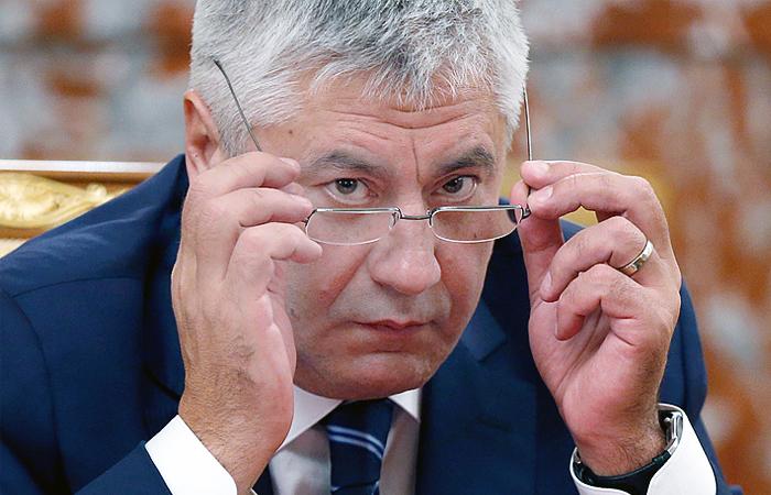 Песков опроверг сообщение об отставке главы МВД Владимира Колокольцева