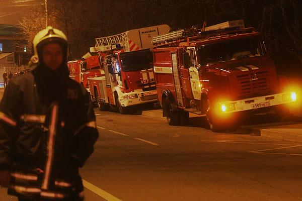 В воскресенье вечером в Пресненском районе Москвы в результате аварии на газопроводе произошли возгорания в квартирах жилых домов.