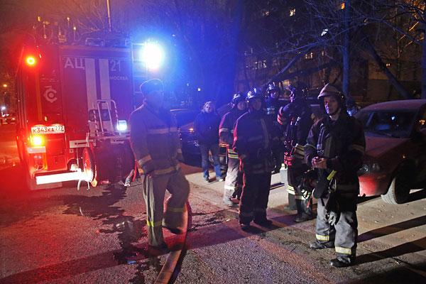 На месте происшествия работали более 170 сотрудников, было задействовано свыше 50 единиц техники.
