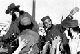 Дипломатические отношения между Гаваной и Вашингтоном были разорваны в 1961 году после Кубинской революции, которая длилась с 1953 по 1959 год. К концу 1960 года были национализированы все предприятия Кубы, принадлежащие американцам, без выплаты последним какой-либо компенсации. В ответ на реформы Фиделя Кастро (на фото справа) США объявили о разрыве дипломатических отношений с Гаваной и ввели торговое эмбарго.