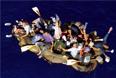 Расстояние от кубинского до американского берега в самом узком месте Флоридского пролива — 180 км. С момента разрыва дипломатических отношений и ужесточения правил пересечения границ для граждан обеих стран нелегальным образом попасть в США, добравшись до Флориды вплавь, попытались тысячи людей. Если кубинца не перехватывал береговой патруль и он ступал на американскую землю, то считалось, что он находится в США легально. Только в 2012 году кубинское правительств отменило так называемые выездные визы для своих граждан, сделав более реальной возможность покинуть страну на время или навсегда.