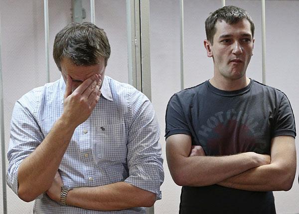 Адвокаты обжаловали заключение Олега Навального под стражу .