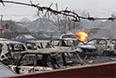 Президент Украины Петр Порошенко срочно вернулся из Саудовской Аравии для проведения заседания Совета национальной безопасности и обороны в связи с обстрелом Мариуполя.