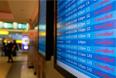 Американские авиакомпании отменили более тысячи рейсов из-за приближения бури