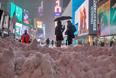 Работа железнодорожного транспорта, метро и автобусов в Нью-Йорке и его окрестностях приостановлена