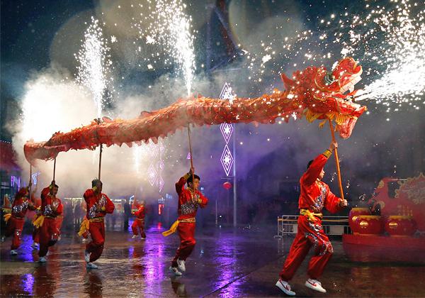 Картинка для китайского нового года
