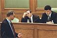 1997 год. Первый вице-премьер правительства Борис Немцов провел заседание правительственной комиссии с представителями министерств по борьбе с коррупцией в экономике.