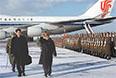 1998 год. Во время встречи премьера Госсовета КНР Ли Пэна.