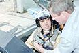 """В сентябре 1996 года нижегородский губернатор Борис Немцов совершил 35-минутный полет на сверхзвуковом истребителе МиГ-29 местного авиационного завода """"Сокол"""". Немцов был вторым пилотом, а управлял реактивным самолетом один из лучших заводских летчиков-испытателей Владимир Рахманов."""