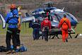 Спасательные подразделения готовятся к операции по поиску упавшего Airbus A320
