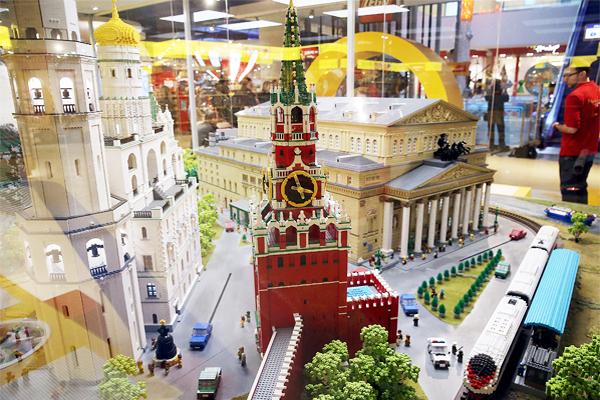Советские игрушки детский мир