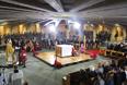 Поминальная месса в храме Божьего Провидения в Варшаве