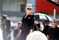 Британская певица, актриса, модельер Келли Осборн на церемонии MTV Movie Awards