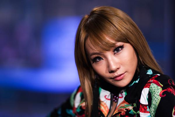 2 место. Южнокорейская певица Ли Чэ Рин (CL) из группы 2NE1 - 6,9%