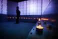 Во время открытия Армянского музея национальной культуры в Москве, приуроченного к столетней годовщине геноцида армян