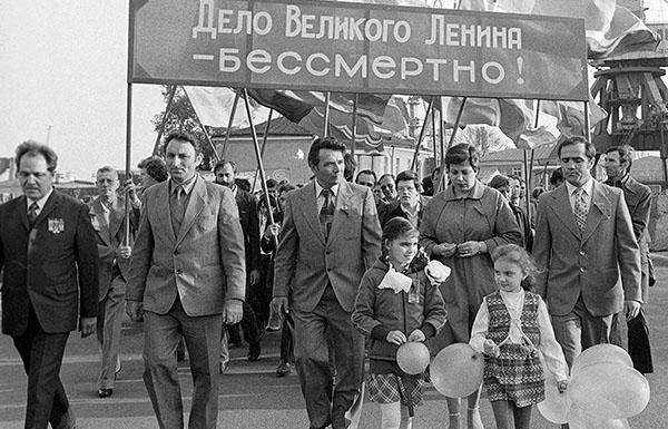 1968 год. Украинская ССР. Одесса.