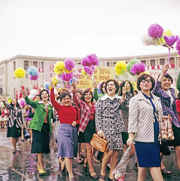 Ереванский первомай