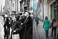Города России в войну и сейчас