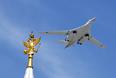 Парад авиации на Красной площади