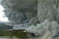 В первые минуты высота столба дыма достигала 9000 метров
