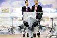 """Макет французского многоцелевого истребителя Дассо """"Рафаль"""" (Dassault Rafale)"""