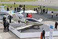 Электрический самолет Airbus E-Fan 2.0