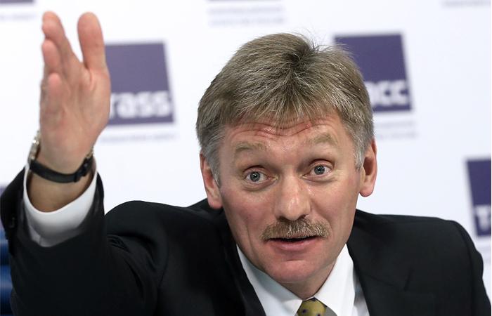 Песков объяснил асимметричный ответ Москвы на продление санкций ЕС