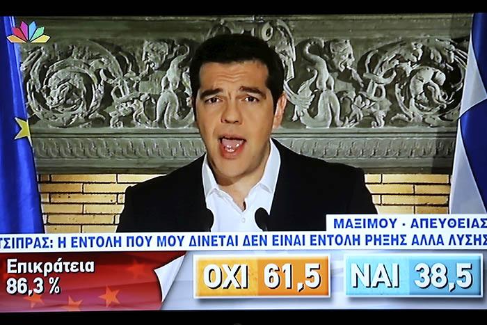 Власти Греции готовы немедленно возобновить переговоры с кредиторами, чтобы добиться возобновления работы банков, заявил премьер-министр страны Алексис Ципрас,