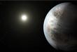 Планета, названная Kepler 452b, вращается вокруг звезды, похожей на Солнце, по сходной с земной орбите, так что год на ней равен 380 земным дням. Расстояние, на которое она удалена от звезды, а также твердая поверхность делают возможным наличие на ней жизни.