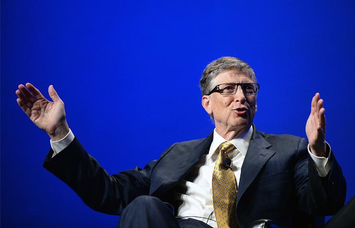Глава компании Microsoft Билл Гейтс -  $79,6 млрд
