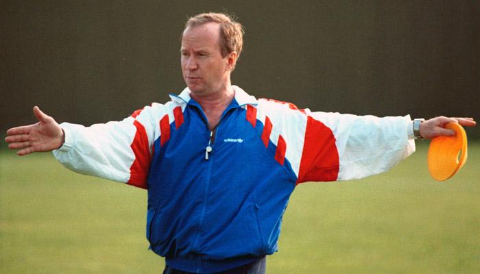 Кто был первым тренером сборной россии
