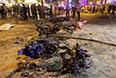 По данным местных СМИ среди погибших четверо иностранцев, их национальности пока не сообщаются