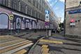 В городе стало больше пешеходных зон