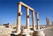 С 2012 года из-за непрекращающихся военных действий на территории Сирии несколько сотен памятников были эвакуированы из Пальмиры, однако не все они транспортабельны