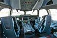 Внутри летающей лаборатории Airbus A-350