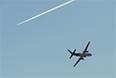 Летающая лаборатория Ил-114. На этом самолете по заказу ВМФ испытывают новейшее радиоэлектронное оборудование.