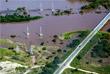К настоящему времени вода из Уссурийска ушла, однако затопленными остаются территории за городом