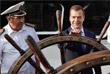 """Дмитрий Медведев во время посещения учебного парусного судна """"Паллада"""""""