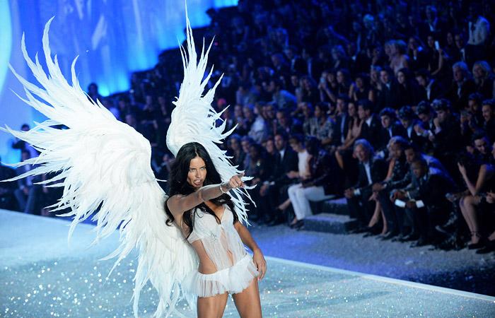 Модель из Бразилии Адриана Лима - $9 млн