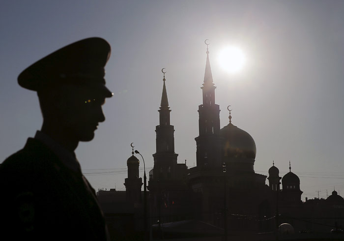 Новое здание мечети возведено на месте исторической, которая была построена в начале XX века и снесена в 2011 году