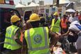 Власти Саудовской Аравии из года в год улучшают инфраструктуру Мекки, чтобы избежать трагических случаев