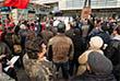 Недовольные действиями Дептранса Москвы водители требовали отставки заместителя мэра по вопросам транспорта и развития дорожно-транспортной инфраструктуры Максима Ликсутова