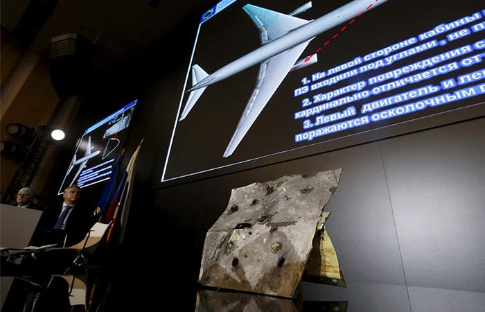 """Фрагмент обшивки экспериментального самолета, полученный в ходе натурного эксперимента концерна """"Алмаз-Антей"""""""