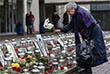 130 заложников, в том числе 10 детей, погибли. Большинство из них погибло уже после штурма, что послужило поводом для обвинения властей в том, что газ, применявшийся в ходе спецоперации, был вреден для людей. На фото: Акция памяти, посвященной 13-й годовщине трагических событий в Театральном центре на Дубровке.