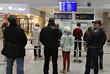 """Ситуация в аэропорту """"Пулково"""" в связи с крушением лайнера A321"""
