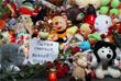 Мягкие игрушки в зоне прилета аэропорта Пулково