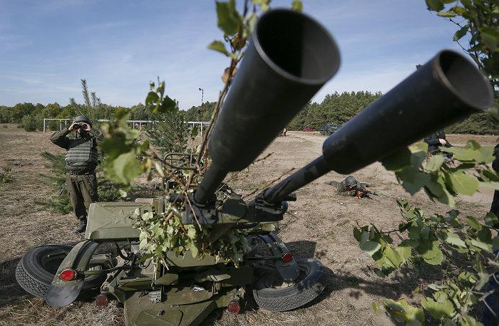 США за два года потратили почти $270 млн на обороноспособность Украины