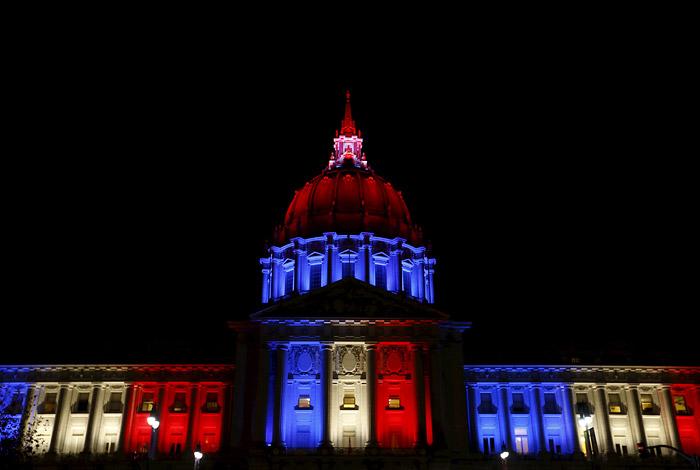 Здание мэрии Сан-Франциско
