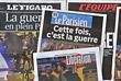 Французские СМИ назвали теракты в Париже объявлением войны
